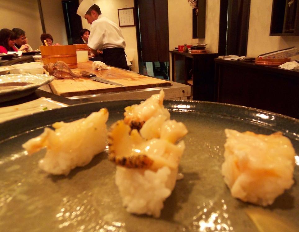 札幌琴似、寿司「しあわせ」_c0180686_1255833.jpg