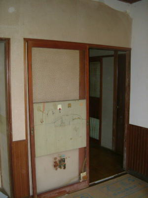 番町改装工事_e0064493_189501.jpg
