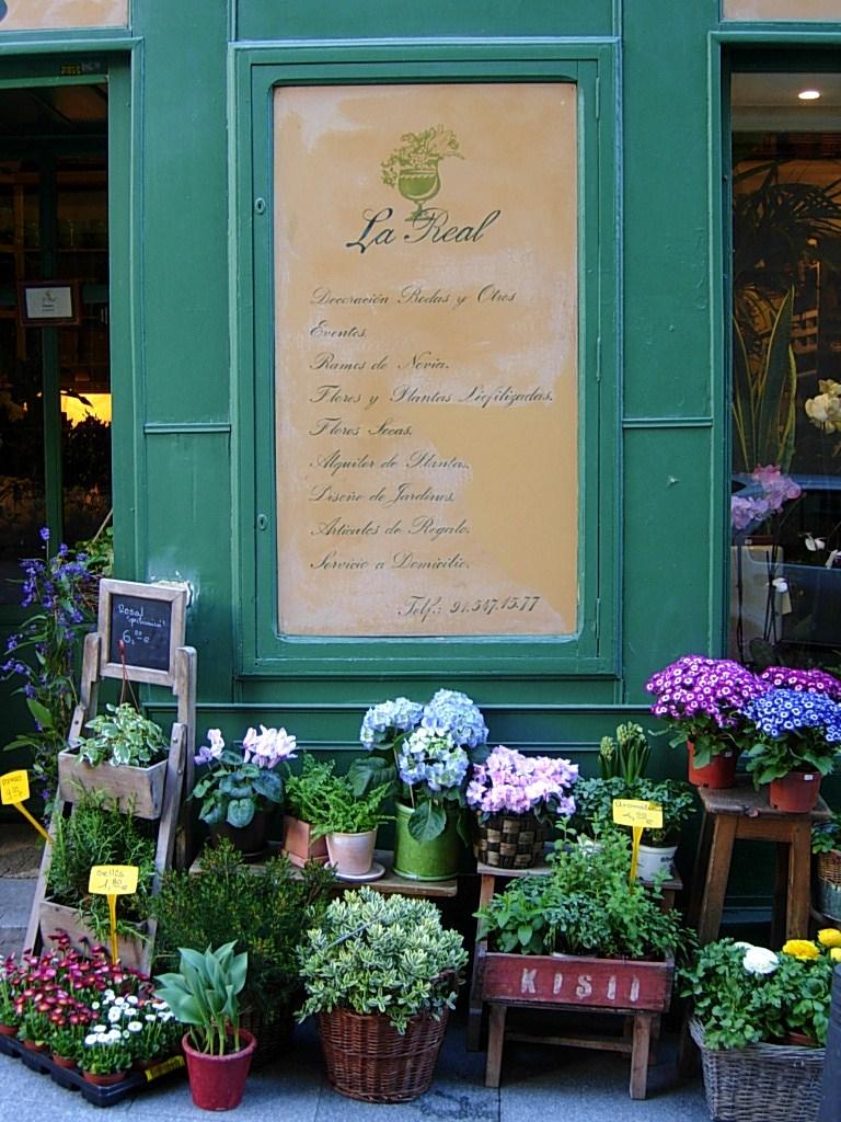 マドリードの花屋さん_c0213220_8201474.jpg
