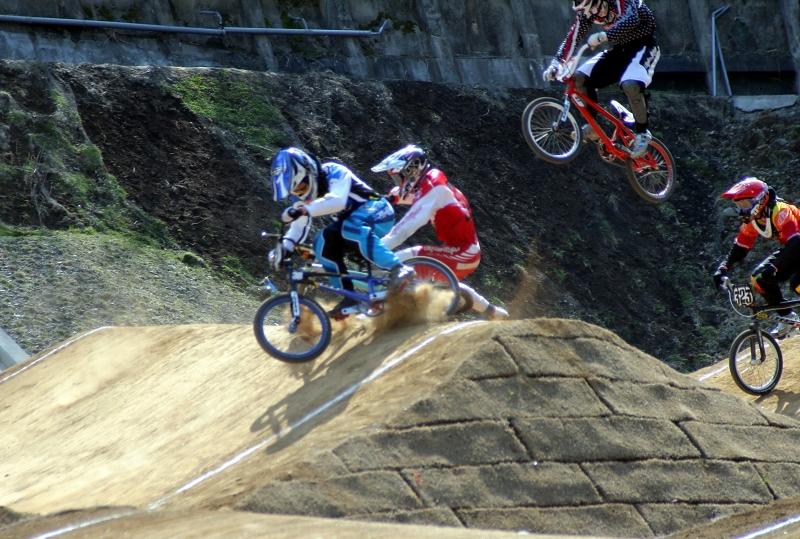 第26回 全日本BMX選手権大会 エリート決勝_b0136231_22174553.jpg