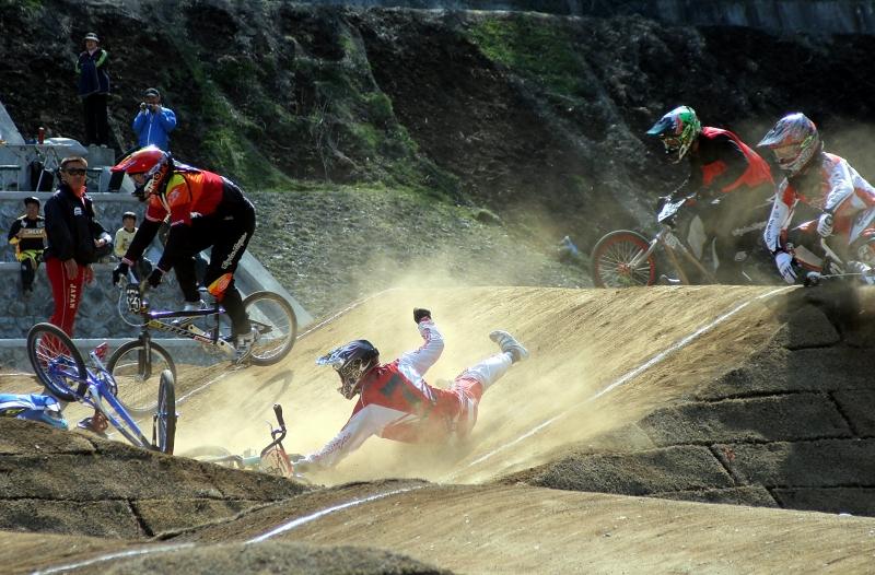 第26回 全日本BMX選手権大会 エリート決勝_b0136231_22175445.jpg