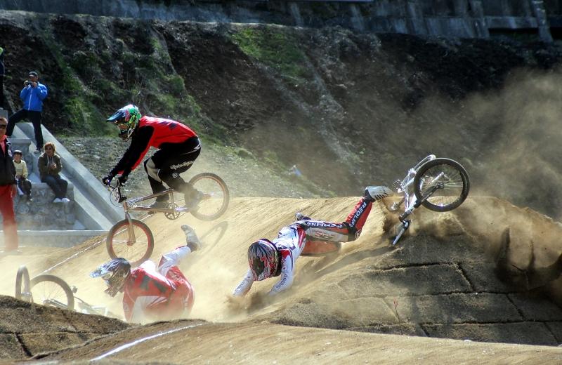 第26回 全日本BMX選手権大会 エリート決勝_b0136231_22175930.jpg