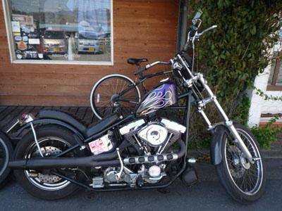 本日のバイク!!_f0194657_1629258.jpg