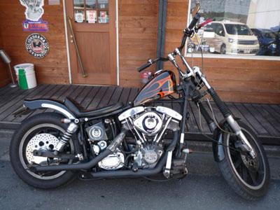 本日のバイク!!_f0194657_16293975.jpg