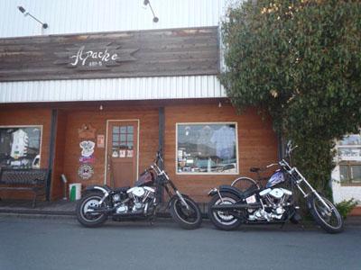 本日のバイク!!_f0194657_1629579.jpg