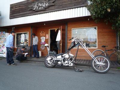 本日のバイク!!パートⅡ_f0194657_1722477.jpg