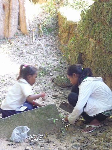 NHK世界遺産 | 世界遺産への招待状 遺産が育む子供たち。。。 *。:☆.。†_a0053662_2021283.jpg