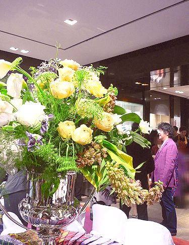 ETRO×家庭画報 茂木健一郎様トークショー♪ セレンディビティ. *幸福な偶然。:☆.。† _a0053662_2226648.jpg