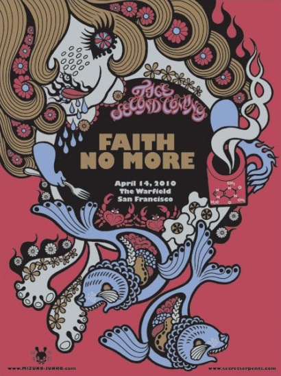 Another FAITH NO MORE poster!_f0126666_14225888.jpg