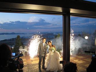 結婚式♪_f0202682_16393740.jpg