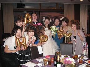 結婚式♪_f0202682_16435679.jpg