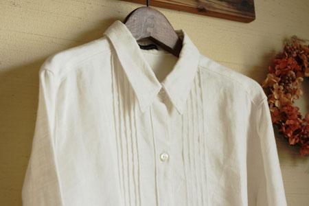 日々のシャツ展_c0118809_1831135.jpg