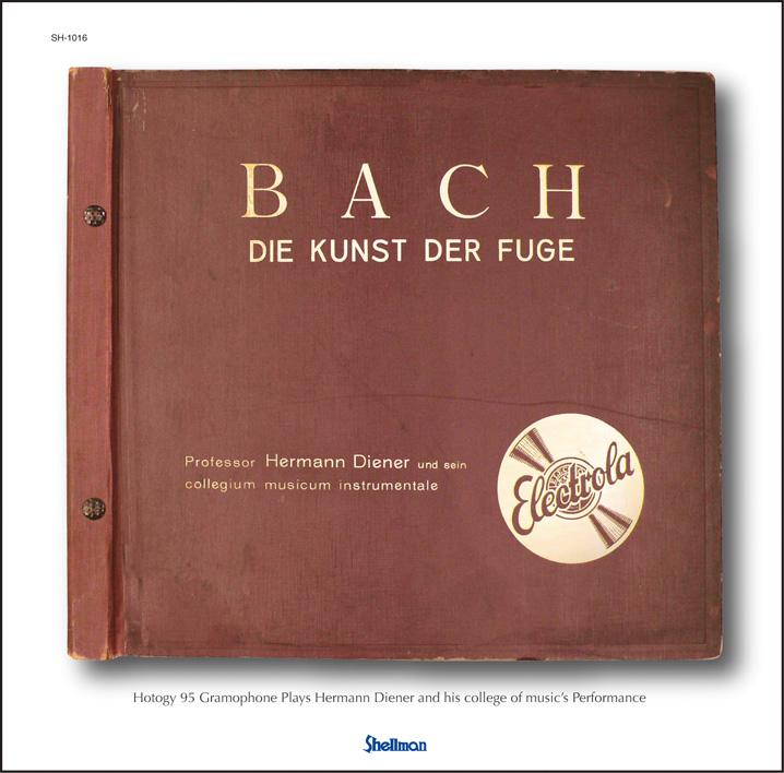CD新タイトル「パブロ・カザルス初期録音集」「バッハ:フーガの技法」_a0047010_14551537.jpg
