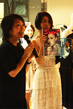 25 ans×ICANDY×EPOCA THE SHOP CHAMPAGNE PARTY _f0170519_16552336.jpg