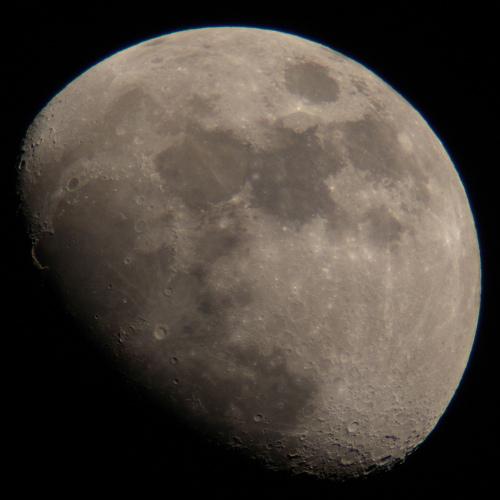 2010年4月24日の月(月齢9.9)_e0089232_2191754.jpg