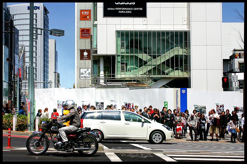 from Harajuku to Nogizaka. _c0214542_9264957.jpg