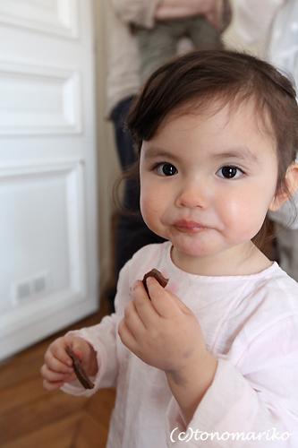 2歳と一緒にバースデーパーティー♪_c0024345_4493125.jpg
