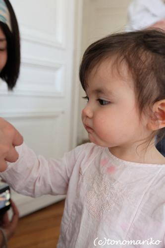 2歳と一緒にバースデーパーティー♪_c0024345_4501642.jpg