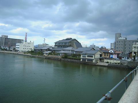 松江の[皆美館] ~西国桜旅⑤_b0050651_10502372.jpg