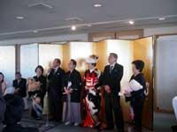 温かな家族と温かな結婚式_f0232060_15174859.jpg