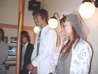 彦星と織姫の結婚式 _f0232060_15405928.jpg