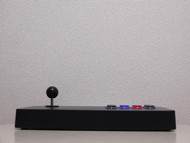 【レビュー】リンクスプロダクツ PS3用ジョイスティック_c0004568_22225399.jpg