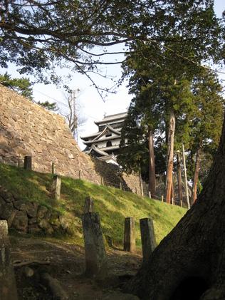 城下町を歩く(3)松江城_c0013687_14491782.jpg