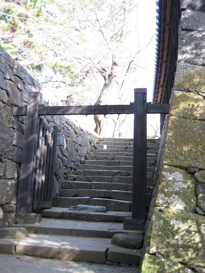 城下町を歩く(3)松江城_c0013687_1450315.jpg