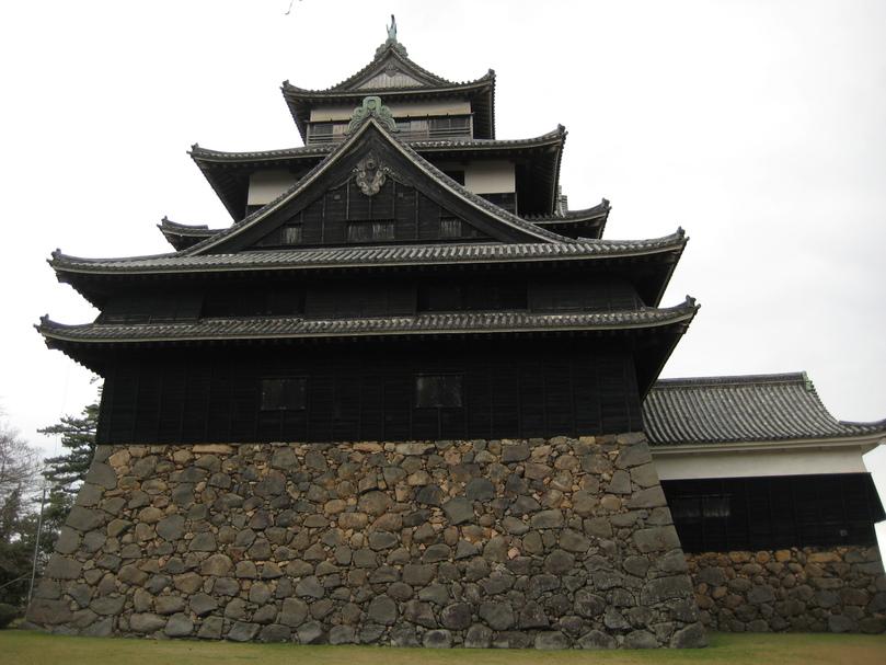 城下町を歩く(3)松江城_c0013687_14545516.jpg