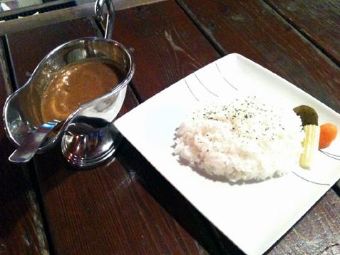 CURRY DINNER OPPA-LA FOOD&DRINK_d0106911_19325673.jpg