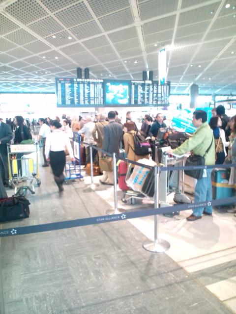 成田空港第一ターミナル南ウイングナウ_b0032617_7302924.jpg