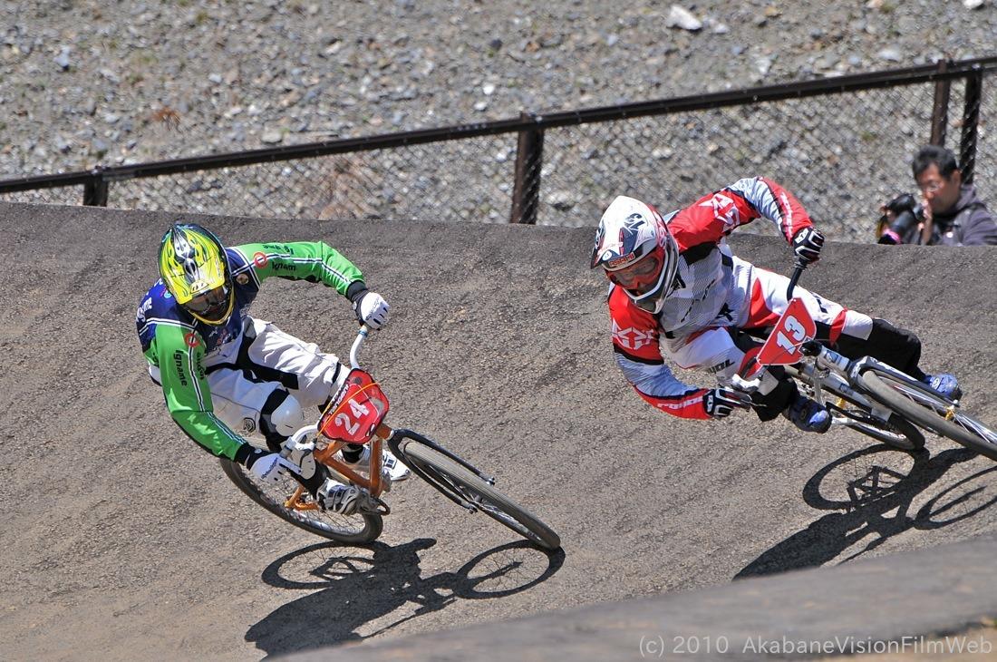 2010JBMXF全日本BMX選手権in秩父大会VOL9:全クラス予選その1_b0065730_12213066.jpg