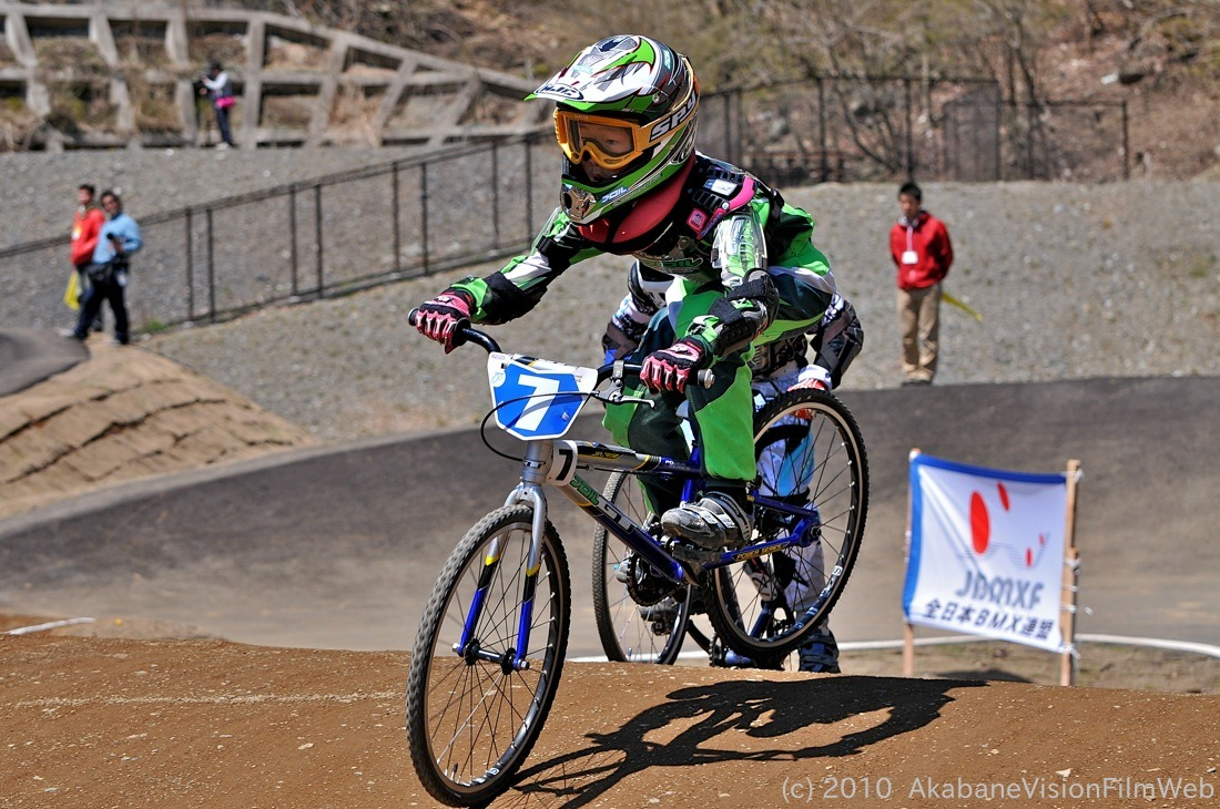 2010JBMXF全日本BMX選手権in秩父大会VOL9:全クラス予選その1_b0065730_12235753.jpg