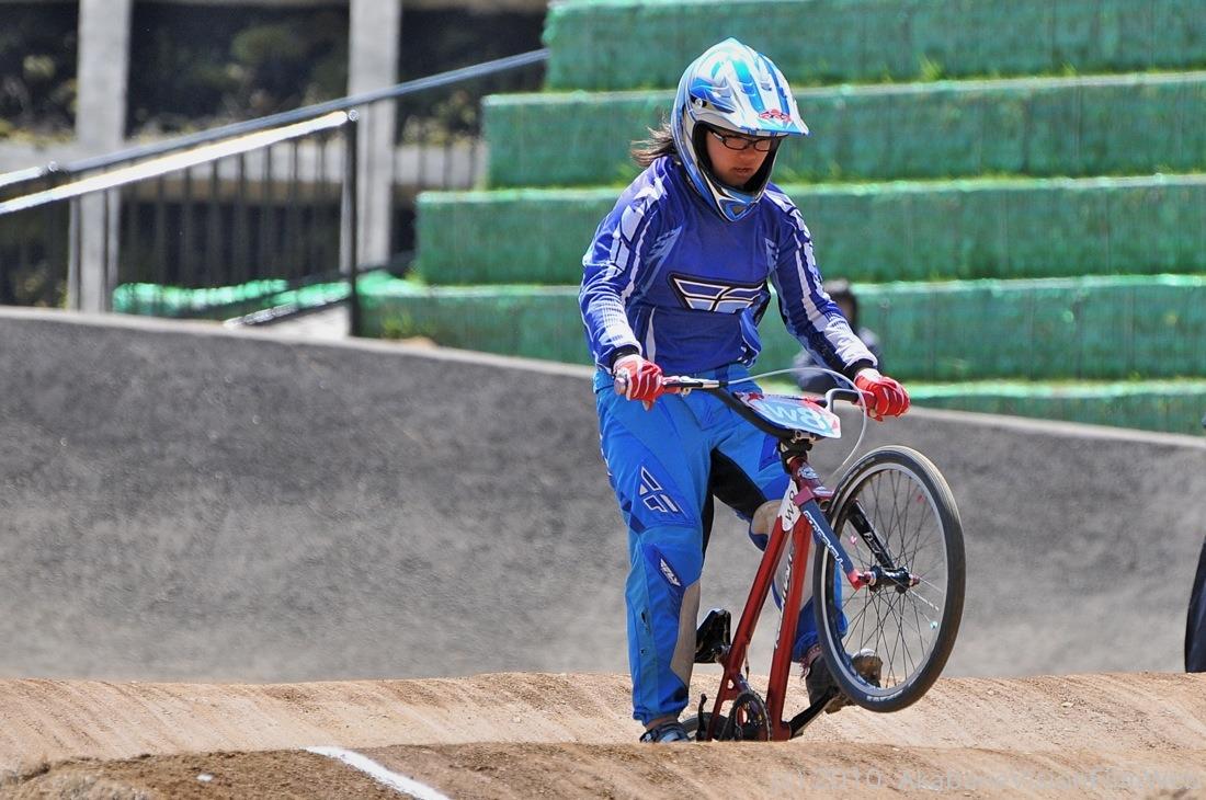 2010JBMXF全日本BMX選手権in秩父大会VOL9:全クラス予選その1_b0065730_12244096.jpg