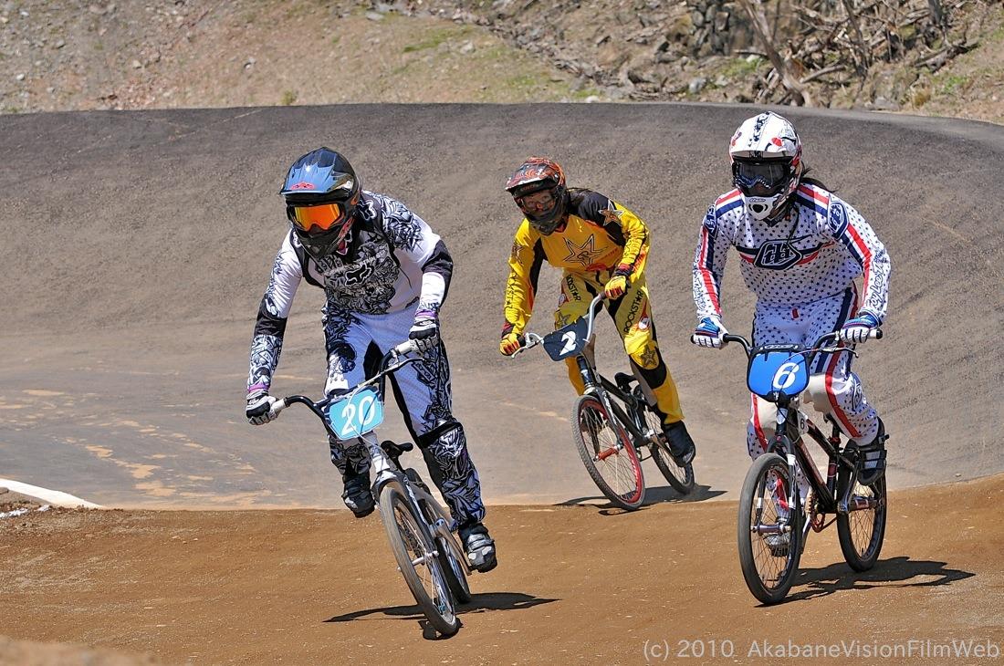 2010JBMXF全日本BMX選手権in秩父大会VOL9:全クラス予選その1_b0065730_12252751.jpg