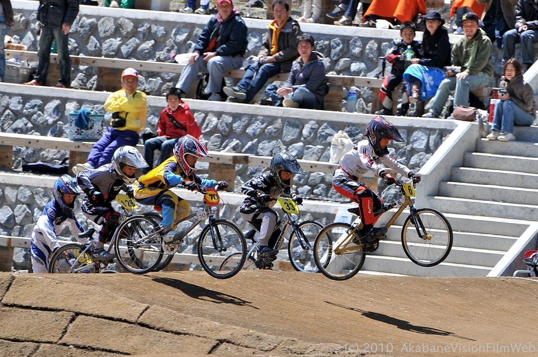 2010JBMXF全日本BMX選手権in秩父大会VOL9:全クラス予選その1_b0065730_12273054.jpg