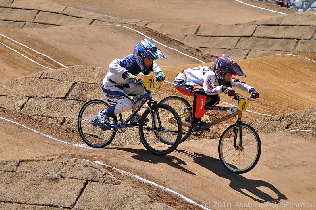 2010JBMXF全日本BMX選手権in秩父大会VOL9:全クラス予選その1_b0065730_1227414.jpg