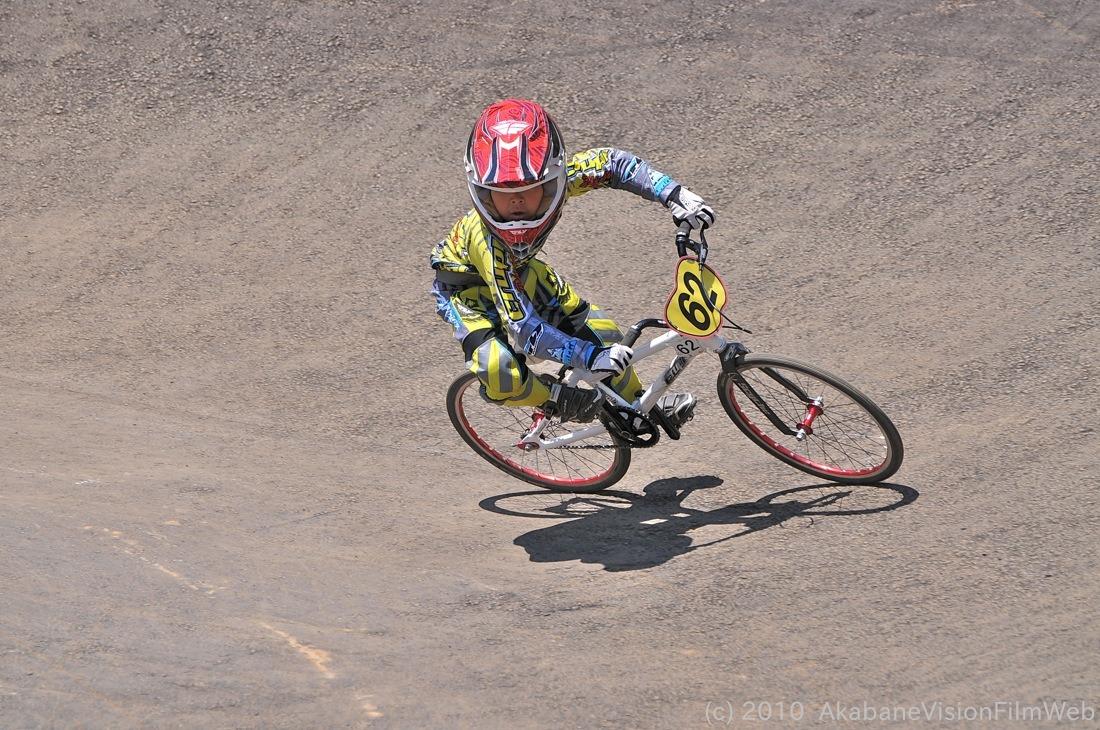 2010JBMXF全日本BMX選手権in秩父大会VOL9:全クラス予選その1_b0065730_12281310.jpg