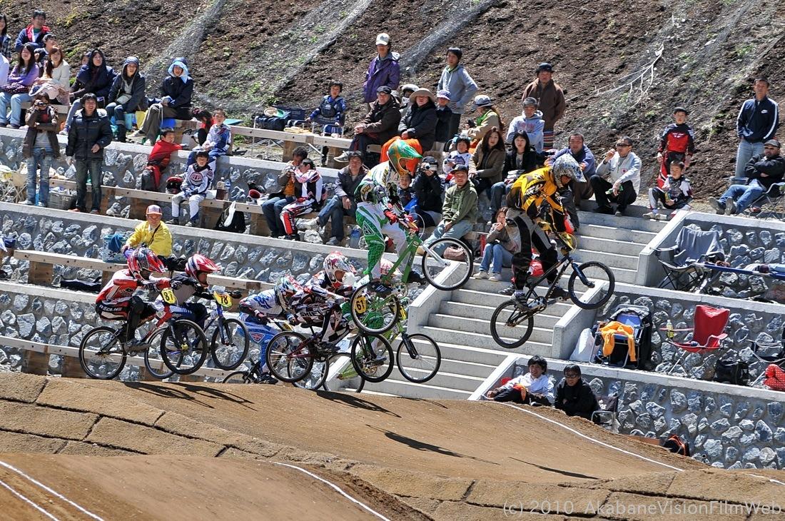 2010JBMXF全日本BMX選手権in秩父大会VOL9:全クラス予選その1_b0065730_12295333.jpg