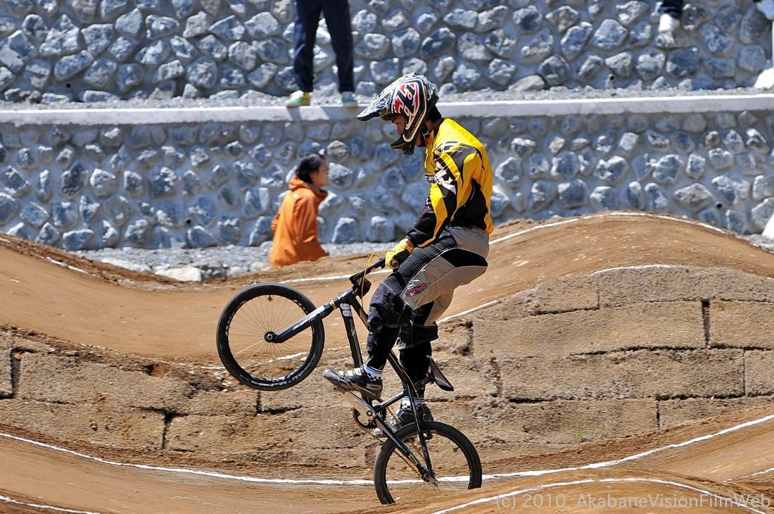2010JBMXF全日本BMX選手権in秩父大会VOL9:全クラス予選その1_b0065730_12301666.jpg