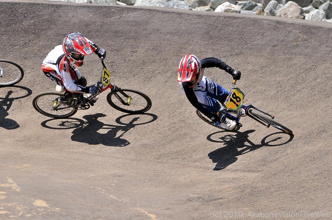 2010JBMXF全日本BMX選手権in秩父大会VOL9:全クラス予選その1_b0065730_12303999.jpg