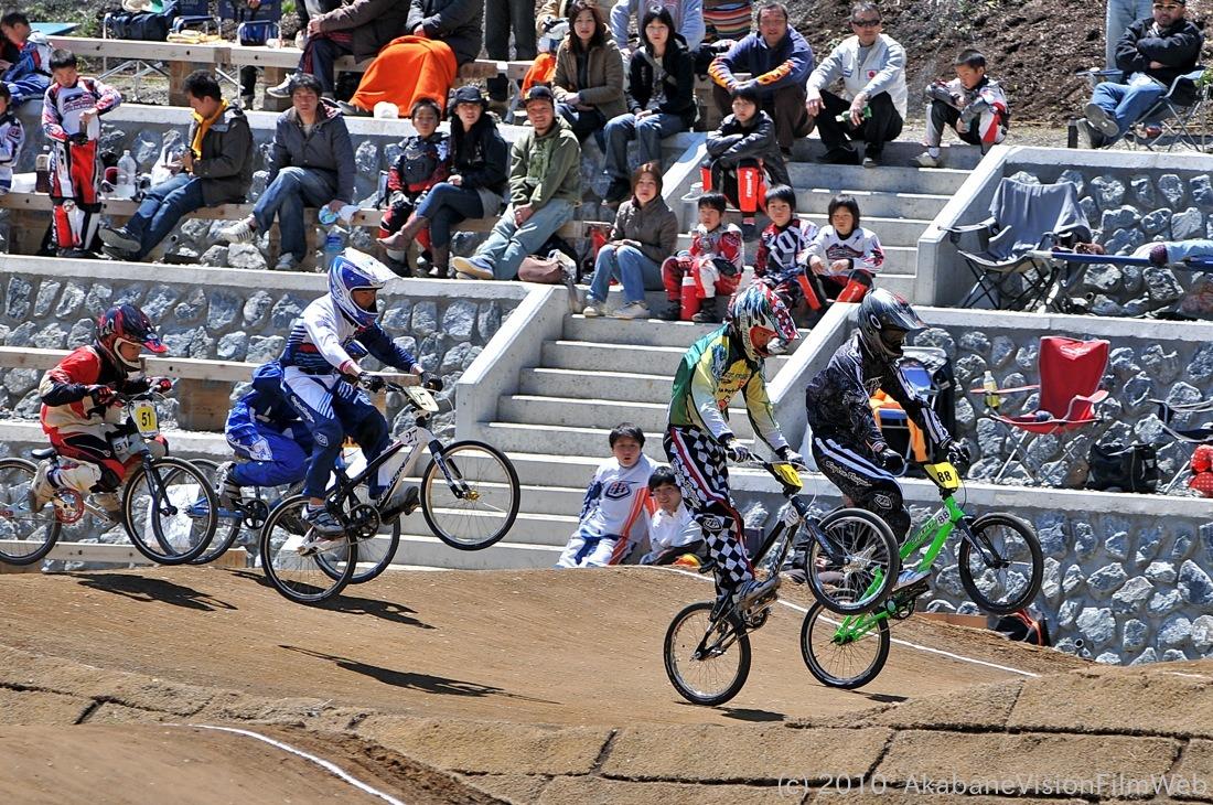 2010JBMXF全日本BMX選手権in秩父大会VOL9:全クラス予選その1_b0065730_12305152.jpg