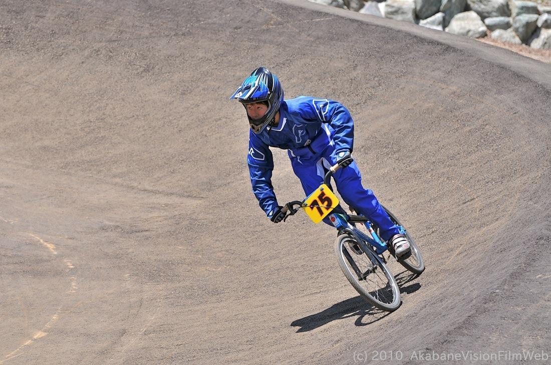 2010JBMXF全日本BMX選手権in秩父大会VOL9:全クラス予選その1_b0065730_12311252.jpg