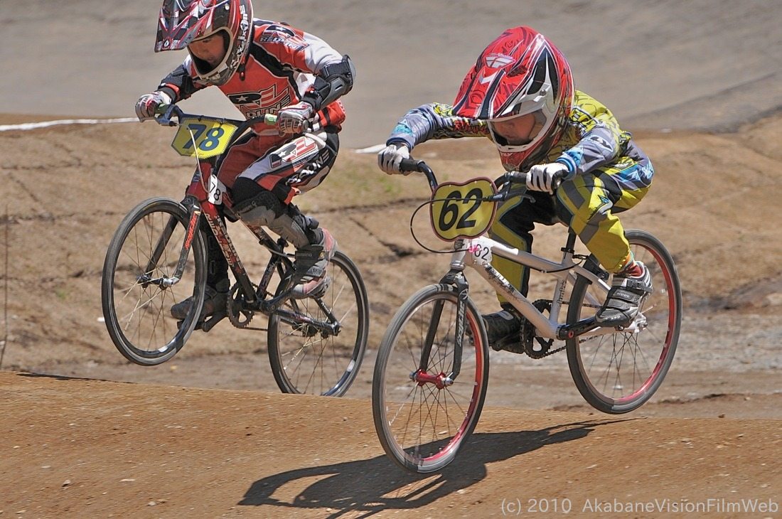 2010JBMXF全日本BMX選手権in秩父大会VOL11:全クラス予選その3_b0065730_13122350.jpg