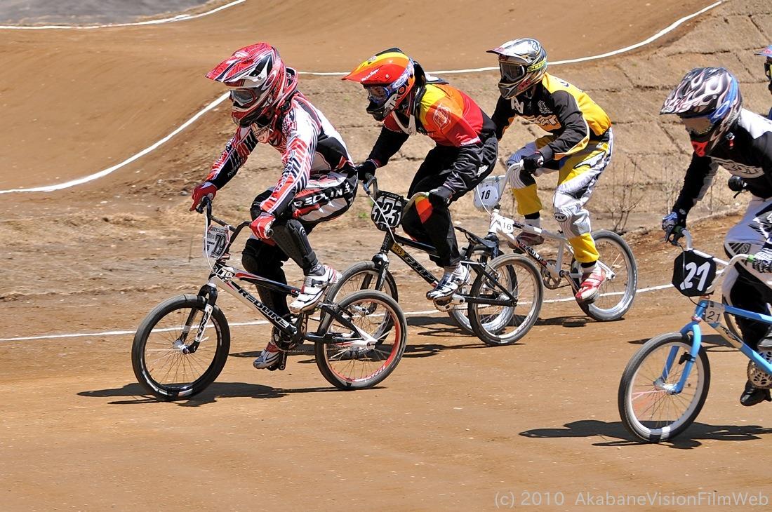 2010JBMXF全日本BMX選手権in秩父大会VOL11:全クラス予選その3_b0065730_1319105.jpg