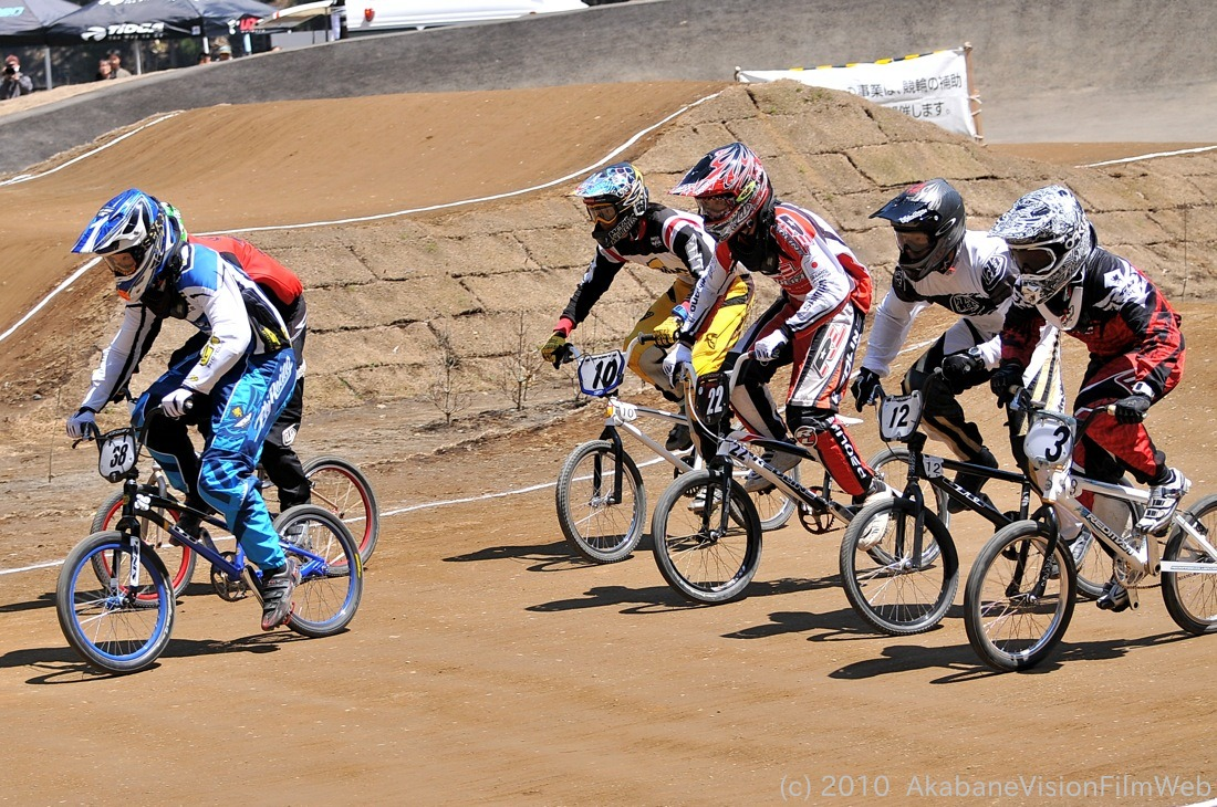 2010JBMXF全日本BMX選手権in秩父大会VOL11:全クラス予選その3_b0065730_13202049.jpg