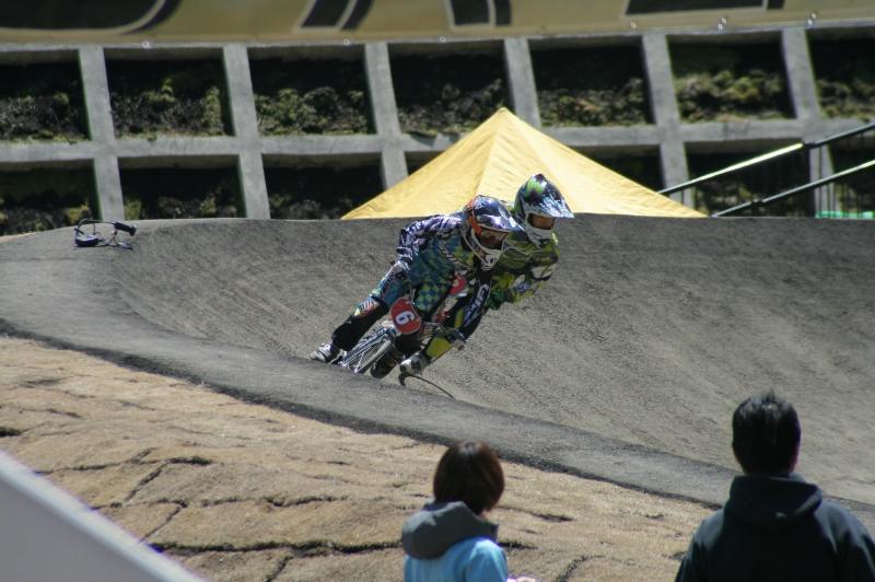 第26回 全日本BMX選手権大会 予選第3ヒート_b0136231_2205259.jpg