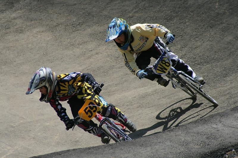 第26回 全日本BMX選手権大会 予選第3ヒート_b0136231_2211362.jpg