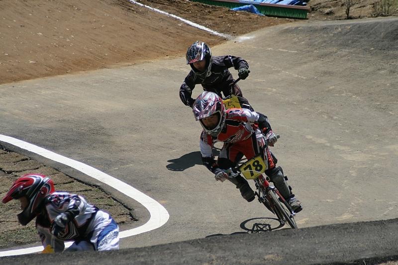第26回 全日本BMX選手権大会 予選第3ヒート_b0136231_2211746.jpg