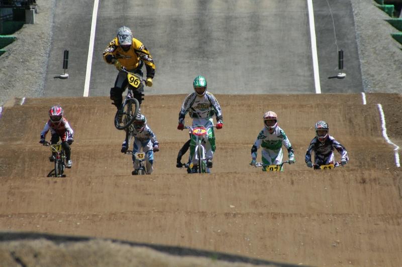 第26回 全日本BMX選手権大会 予選第3ヒート_b0136231_2213189.jpg
